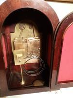 Ting-Tang, W&H  Mahogany Mantel / Bracket Clock (7 of 8)