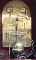 German Mahogany Bracket Clock by Winterhalder & Hofmeier (7 of 7)