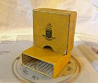 Antique Dennison Pocket Watch Box 1930s Original Presentation Protective Box (3 of 12)