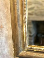 Antique French Crested Mirror (3 of 4)