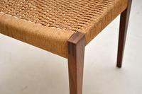 Danish Vintage Teak 'Pia' Chair by Poul Cadovius (9 of 10)
