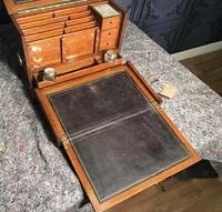 Quality Victorian Stationery Box (4 of 15)