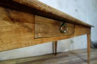 A 19th Century French Fruitwood Farmhouse Table (3 of 5)