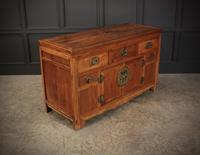 Chinese Elm Sideboard (4 of 9)