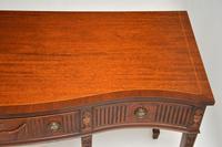 Antique Sheraton Style Mahogany Server / Side Table (12 of 12)