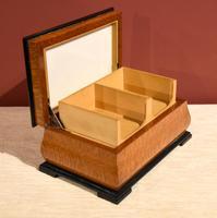 Early 20th Century Mahogany Dunhill Cigar Box (4 of 4)