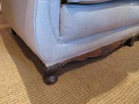 Top Quality Antique Walnut Three Seater Settee (2 of 10)