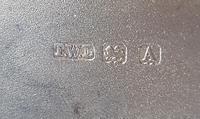 Sterling Silver Cigarette Case - 1925 (4 of 5)