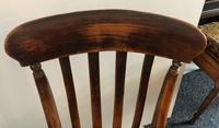 Set OF Three Victorian Slat Back Chairs (7 of 7)
