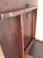 Large Victorian Mahogany Tilt Top Table (9 of 10)