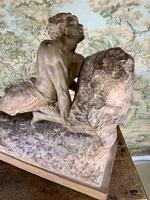 Large Terracotta Sculpture by Émile Grégoire (3 of 10)