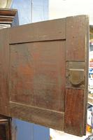 Late 17thC Oak Hanging Wall Cupboard. Mural or Spice Cabinet (14 of 17)