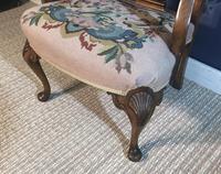 Quality Burr Walnut Child's Chair (11 of 13)