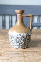 19th Century Scottish Henry Kennedy, Barrowfield Pottery, Stoneware 'special Liquor Jar' Whisky Flagon (2 of 22)
