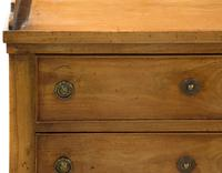 Continental Fruitwood Small Chest of Drawers (6 of 7)