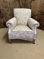 English Howard Style Armchair (2 of 7)