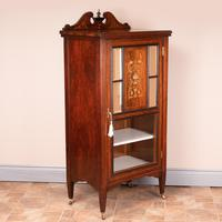 Edwardian Inlaid Music Cabinet (6 of 12)