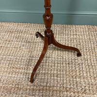 Elegant Sycamore and Yew Antique Wine Table (2 of 6)