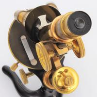 Antique Monocular Microscope by Ernst Leitz Wetzlar Retailed by Ogilvy & Co London c.1925 (11 of 15)