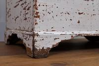Victorian Painted Blanket Box Chest C1870 (6 of 12)