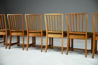 6 Retro McIntosh Dining Chairs (9 of 9)