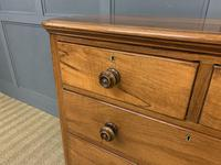 Victorian Walnut Chest of Drawers (4 of 13)