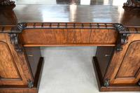 Victorian Mahogany Twin Pedestal Sideboard (10 of 12)