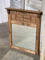 French 19th Century Overmantle Mirror (10 of 11)