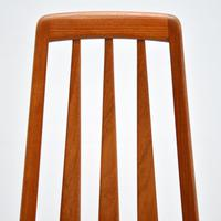 Set of 8 Danish Teak Vintage Dining Chairs by Nil Kofoed (9 of 11)