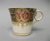 Chamberlain's Worcester Bucket Shape Coffee Cup c.1820 (4 of 7)