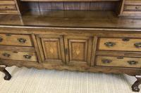 Georgian Style Oak Dresser c.1900 (4 of 15)