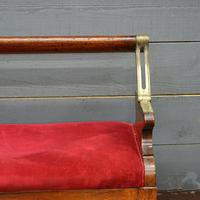 Early Victorian Ships Port & Starboard Bench (4 of 8)