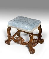 James II Design Oak Stool (4 of 4)