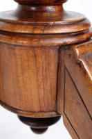 Victorian Walnut Adjustable Rise & Fall Piano Stool (10 of 12)