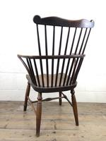 Early Georgian Windsor Stick Back Chair (4 of 11)