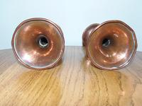 Pair of Copper Arts & Crafts Candlesticks (8 of 8)