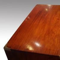 Victorian Teak Military Chest (8 of 12)