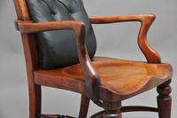 19th Century Heals of London Library Chair (3 of 10)