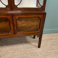 Spectacular Edwardian Chippendale Design Antique Display Cabinet (5 of 9)
