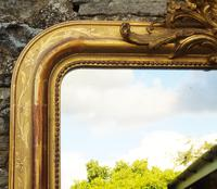 Beautiful Antique French Gilt Mirror (6 of 8)