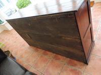 Rustic Pine Dresser Base 6 Drawer 1800 (7 of 10)