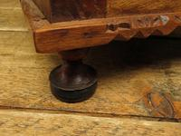 Vintage Small Japanese Tea Table, Indian Bajot Table (11 of 12)