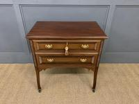 Pair of Mahogany Chests of Drawers (7 of 17)