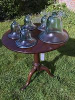 Hand Blown Victorian Glass Cloches (4 of 6)