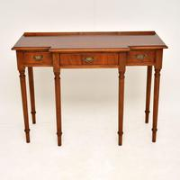 Antique Georgian Style  Mahogany Console Table (10 of 10)