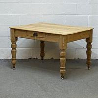 Antique Pine Table c.1910 (3 of 5)