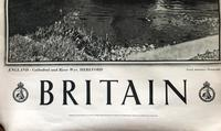 9 Original  Photogravure Printed Travel Posters from the Series 'Britain' by the Travel Association (2 of 18)