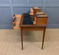 Edwards & Roberts Inlaid Mahogany Writing Desk (18 of 20)