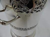 Silver Bottle Holder Birmingham 1931 (7 of 8)