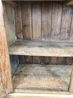 Late 19th Century Pine Kitchen Dresser (5 of 12)